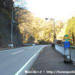 大滝橋バス停(富士急湘南バス)