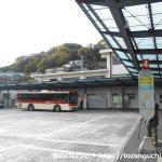 湯河原駅前バス停(箱根登山バス)