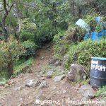 大平山・鷲頭山(沼津アルプス)の登山口にアクセスする方法