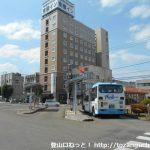 JR足利駅(北口)バス停(足利市営バス)