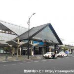 栃木駅(JR線・東武線)